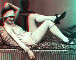 Stereoscope Theatre Burlesque:  The Hottest Vixens of the 1920s in Living 3-D